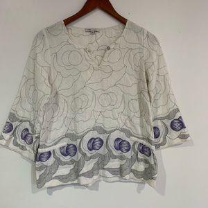 Maje top blouse size M
